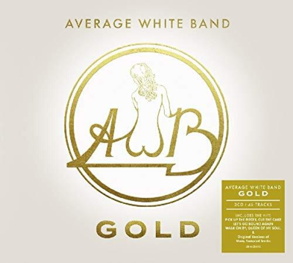 Average White Band - Gold
