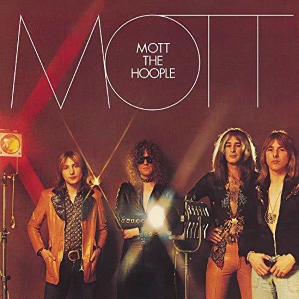 Mott The Hoople - Mott (Mod)