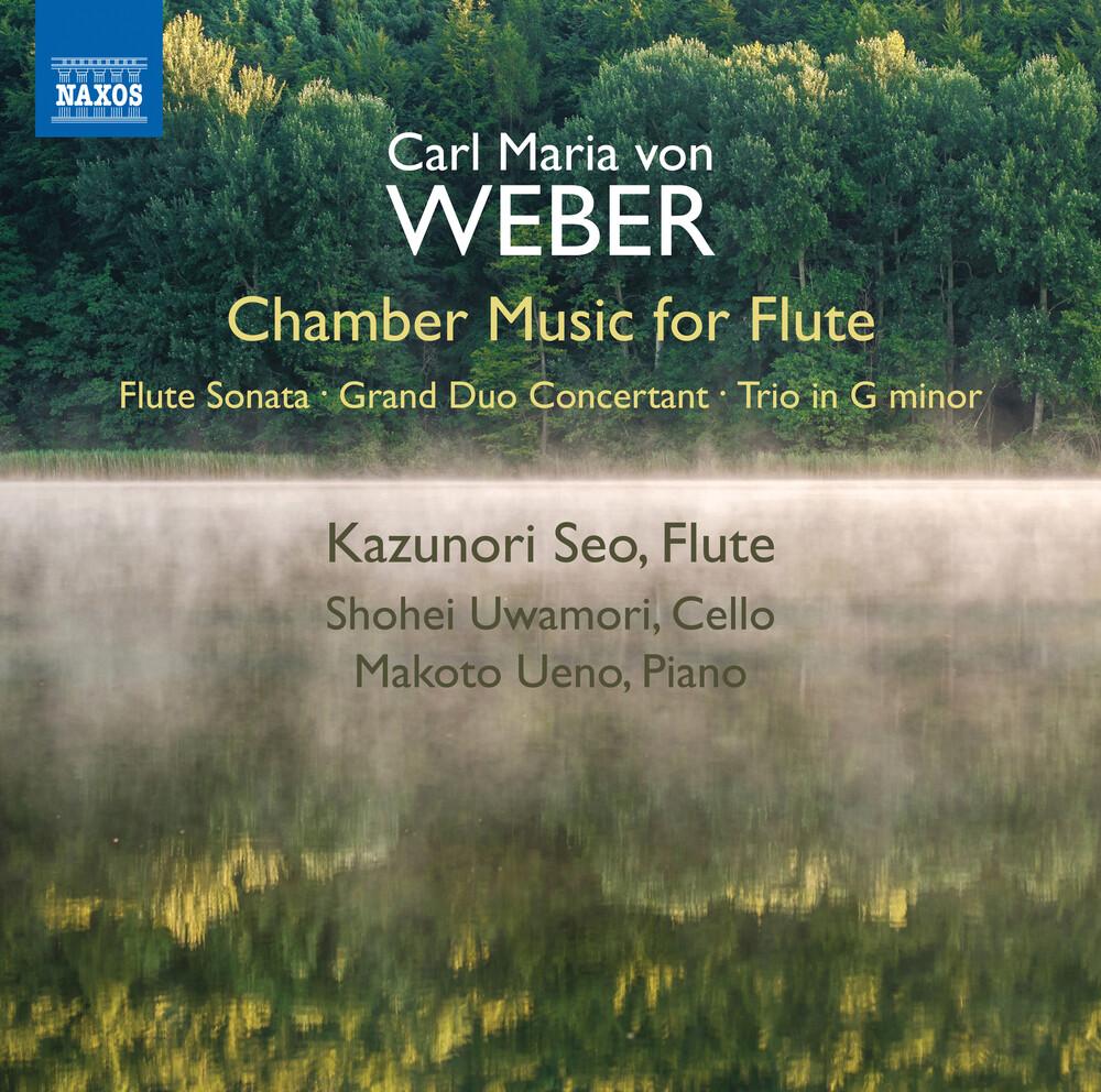 Kazunori Seo - Chamber Music For Flute