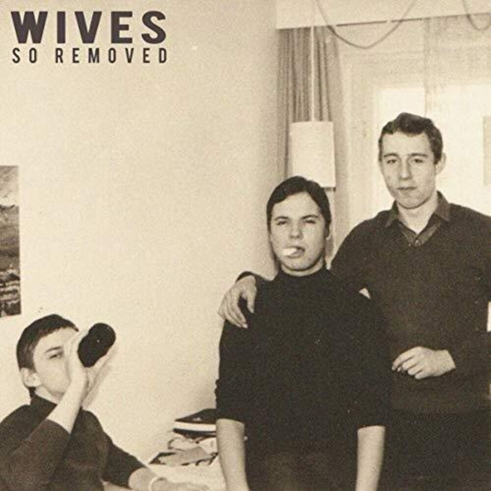 Wives - So Removed [Limited Edition Translucent Magenta Purple LP]
