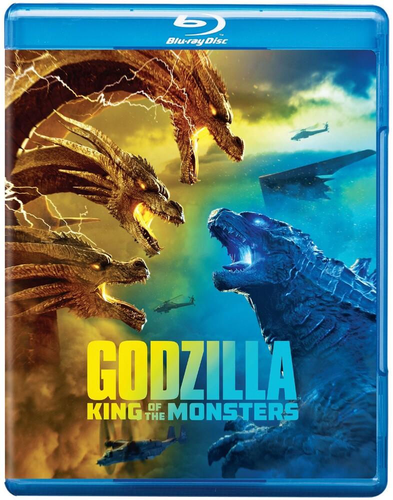 Godzilla [Movie] - Godzilla: King of the Monsters