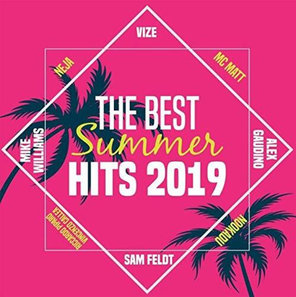 Best Summer Hits 2019 / Various - Best Summer Hits 2019 / Various