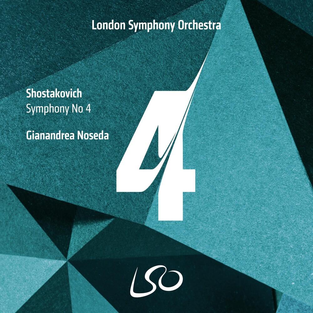 Gianandrea Noseda / London Symphony Orchestra - Shostakovich: Symphony No.4