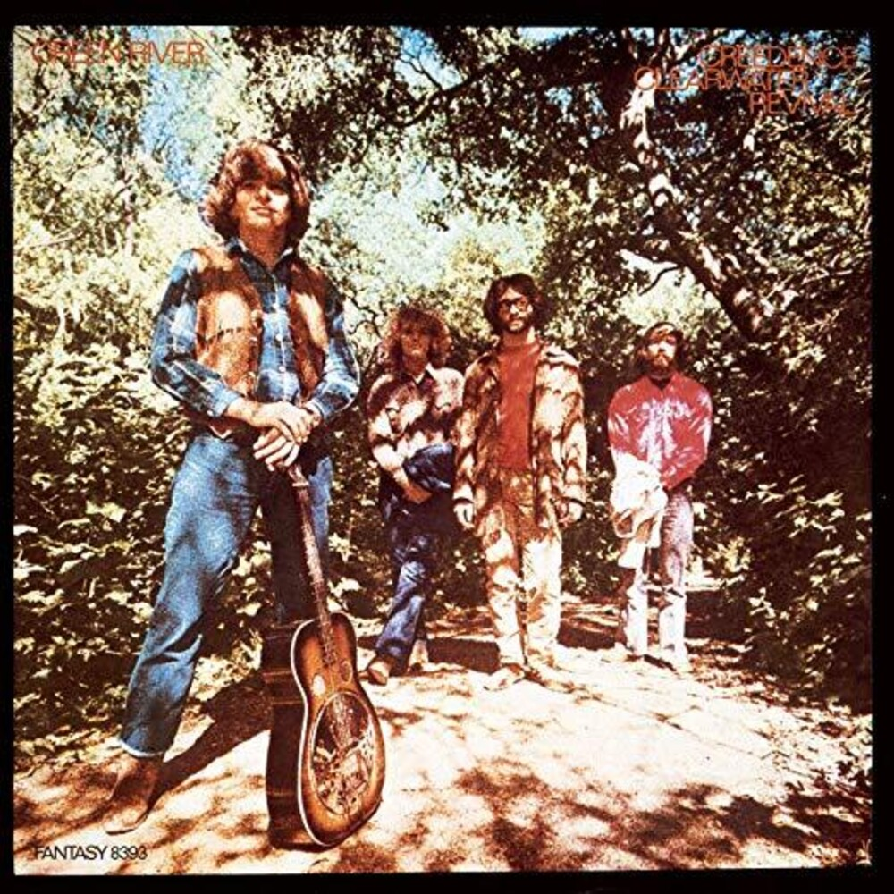Creedence Clearwater Revival - Green River [1/2 Speed Master LP]