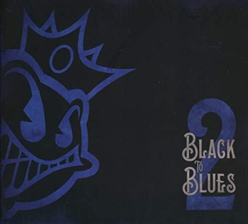 Black Stone Cherry - Black To Blues: Volume 2 EP