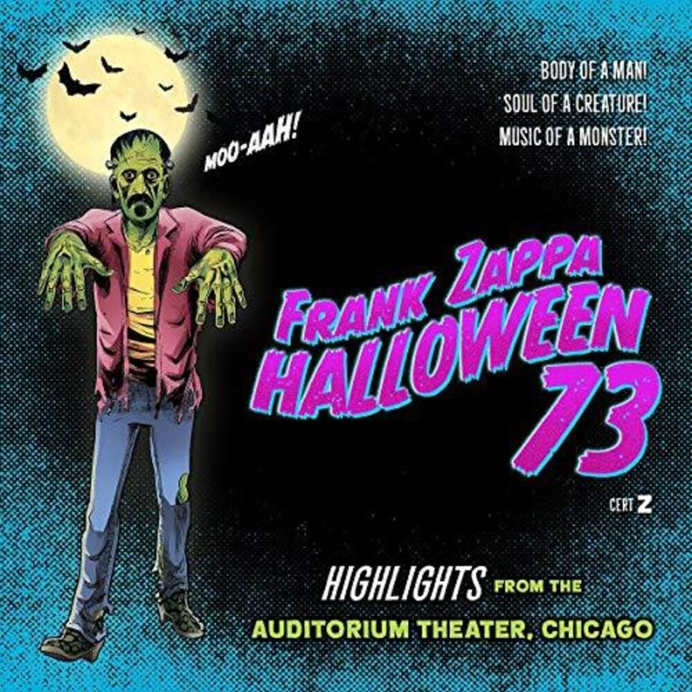 Frank Zappa - Halloween 73 Highlights