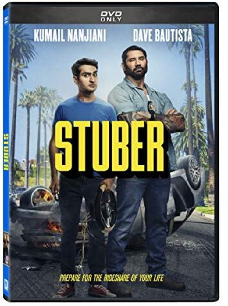Stuber [Movie] - Stuber