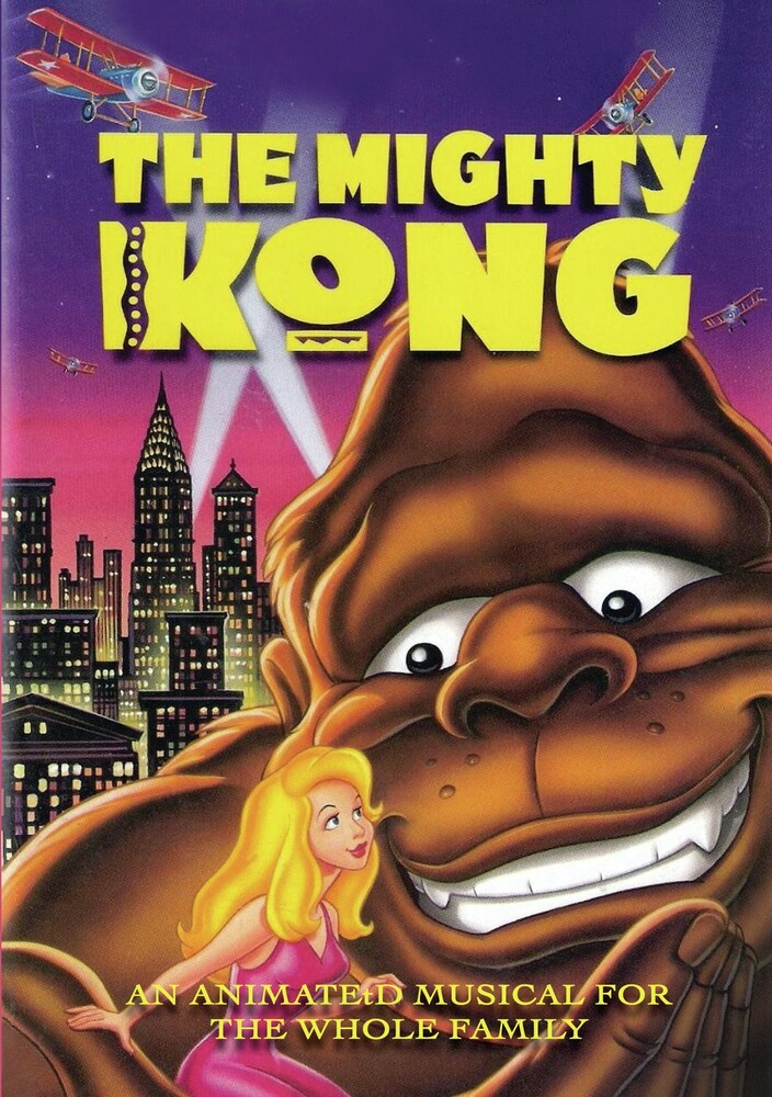 - Mighty Kong / (Full Mod)