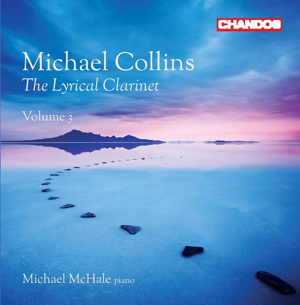 Michael Collins - Lyrical Clarinet 3