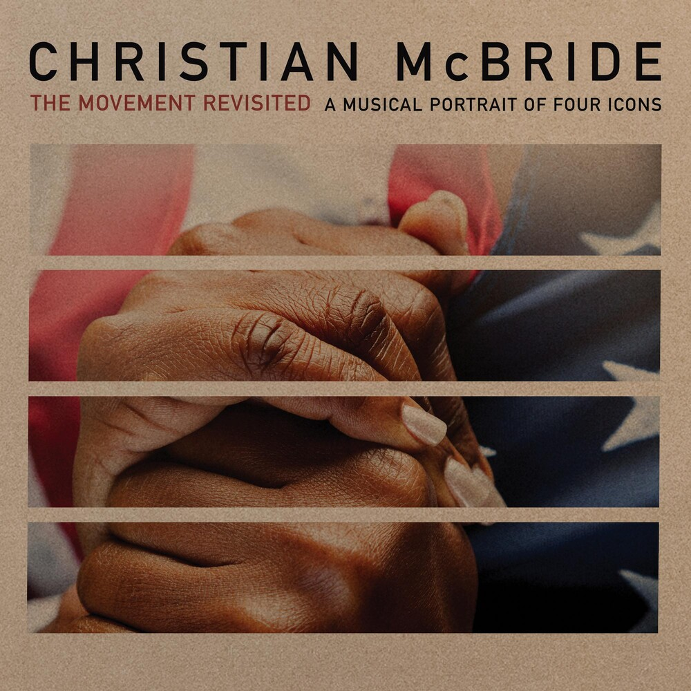 Christian Mcbride - Movement Revisited