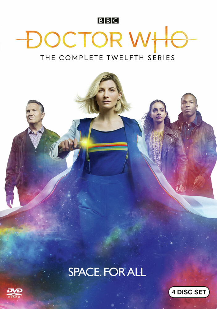 Doctor Who [TV Series] - Doctor Who: The Complete Twelfth Series
