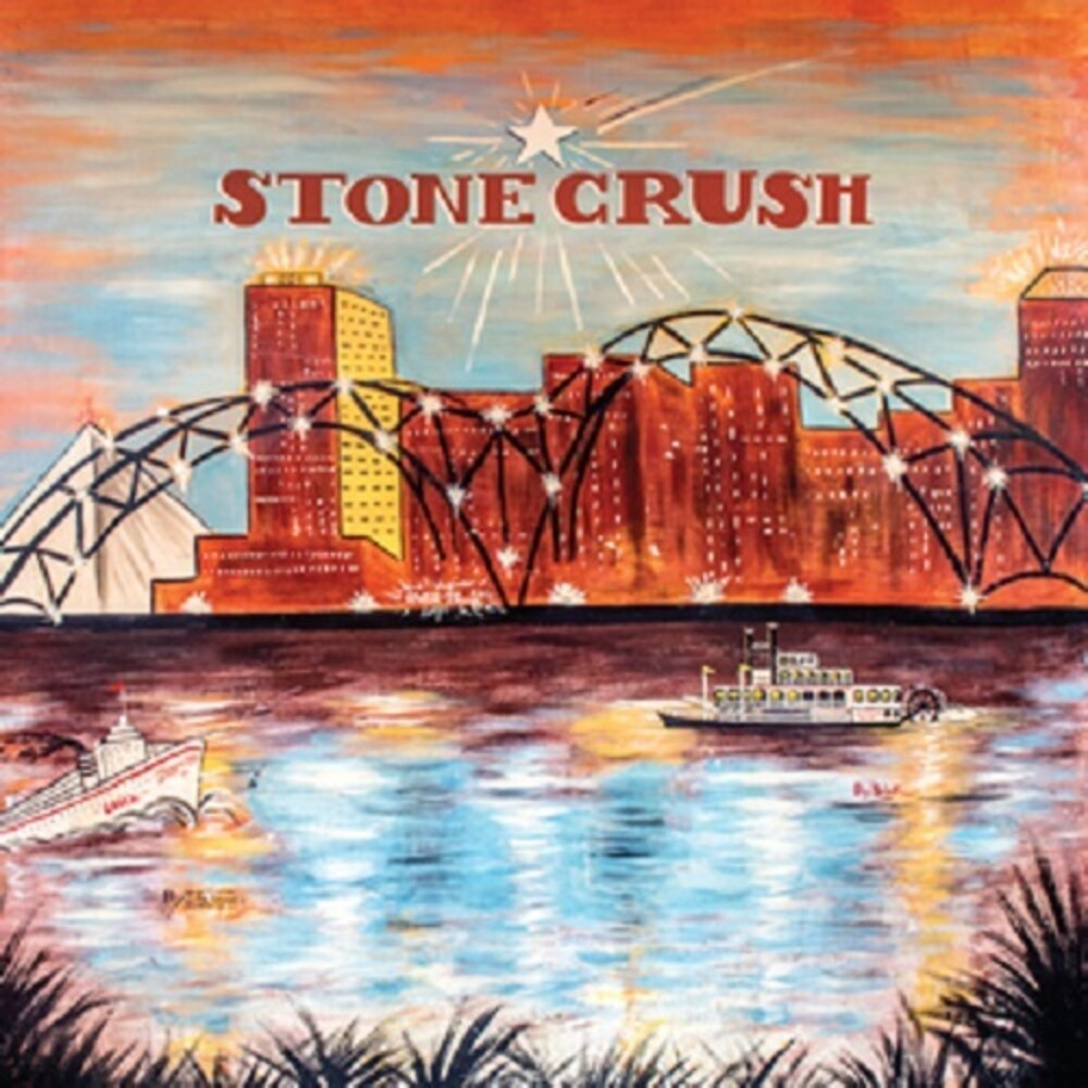 Stone Crush Memphis Modern Soul 1977-1987 / Var - Stone Crush: Memphis Modern Soul 1977-1987 / Various