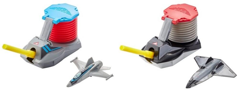 Matchbox - Mattel - Matchbox Top Gun Jet Launchers Assortment