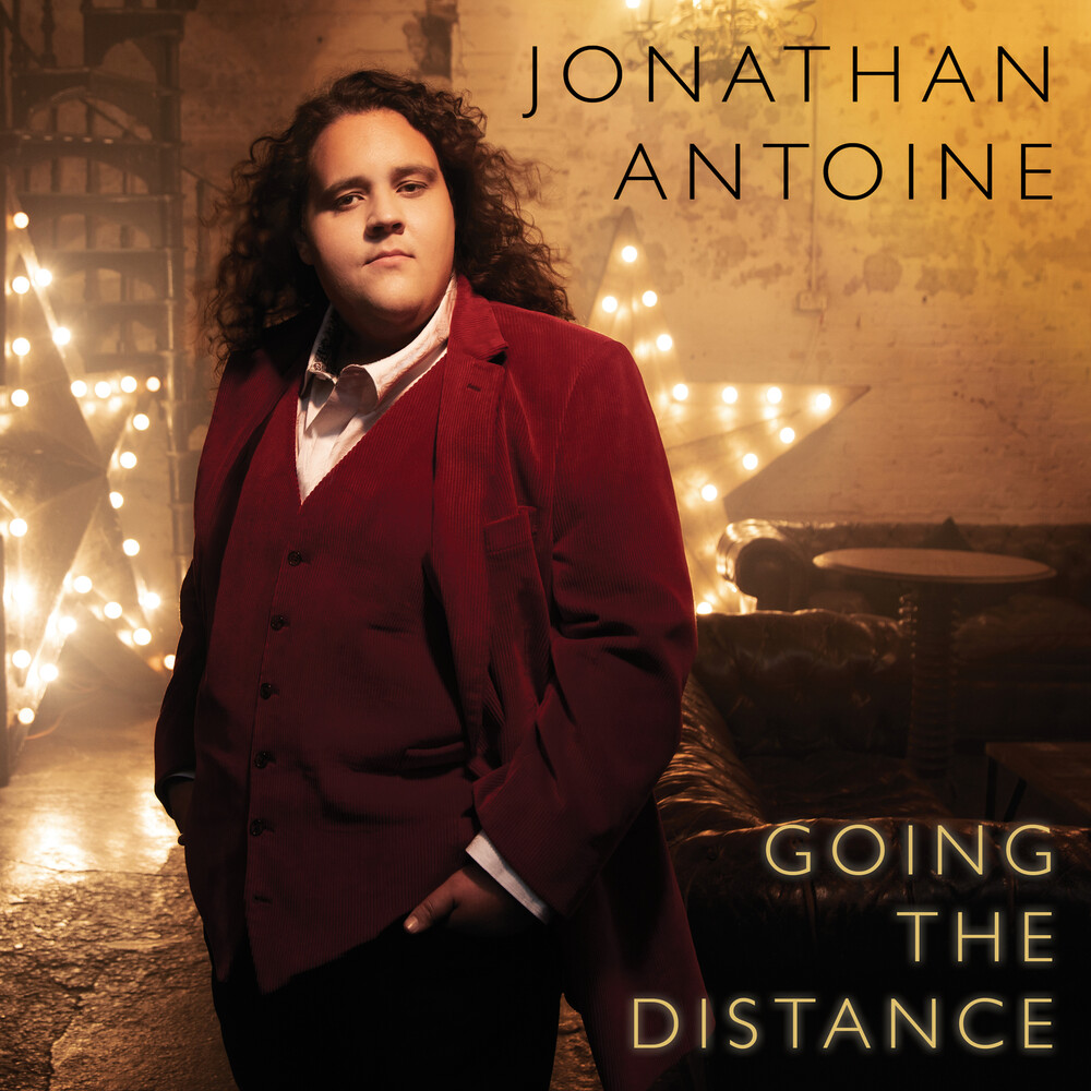 Jonathan Antoine - Going The Distance
