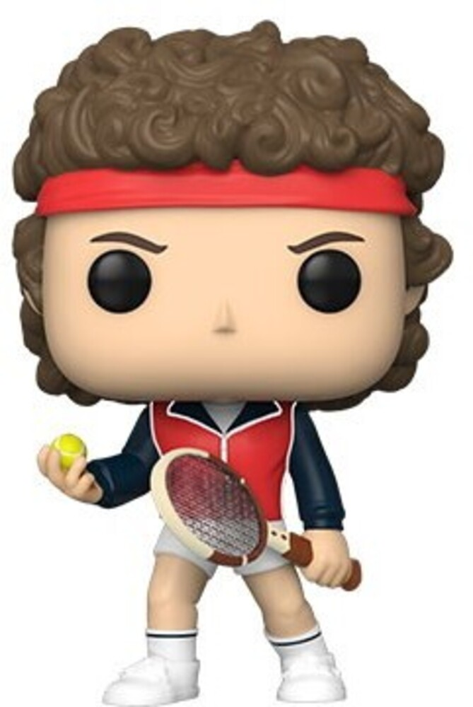Funko Pop! Legends: - FUNKO POP! LEGENDS: Tennis Legends - John McEnroe