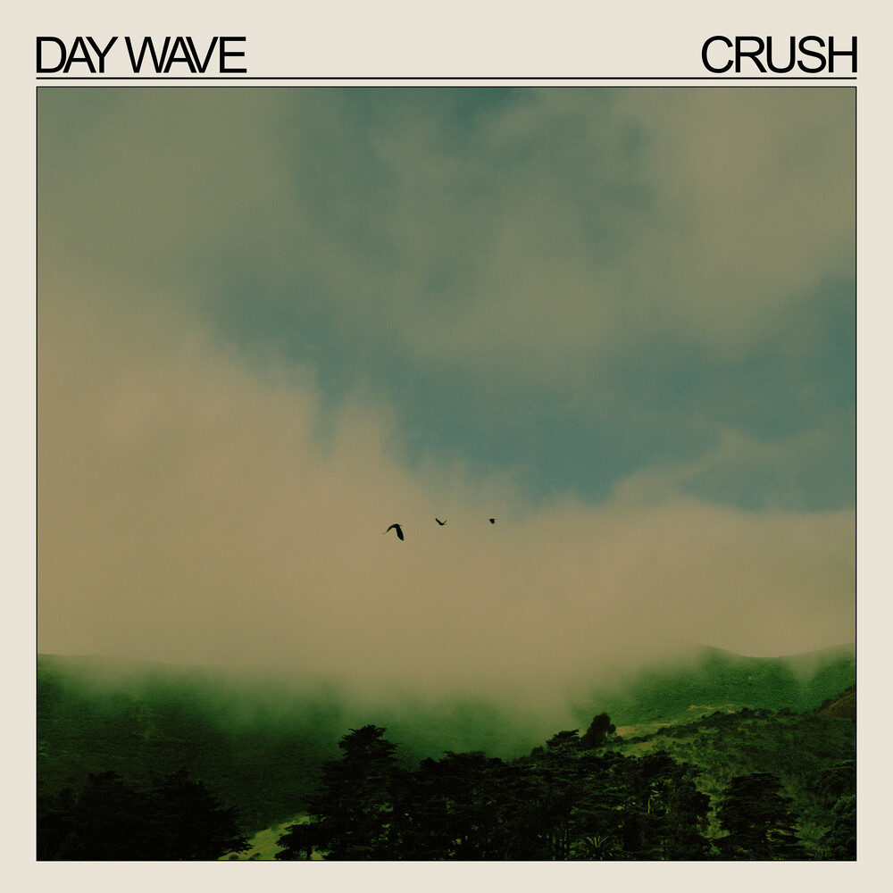 Day Wave - Crush EP [Vinyl]