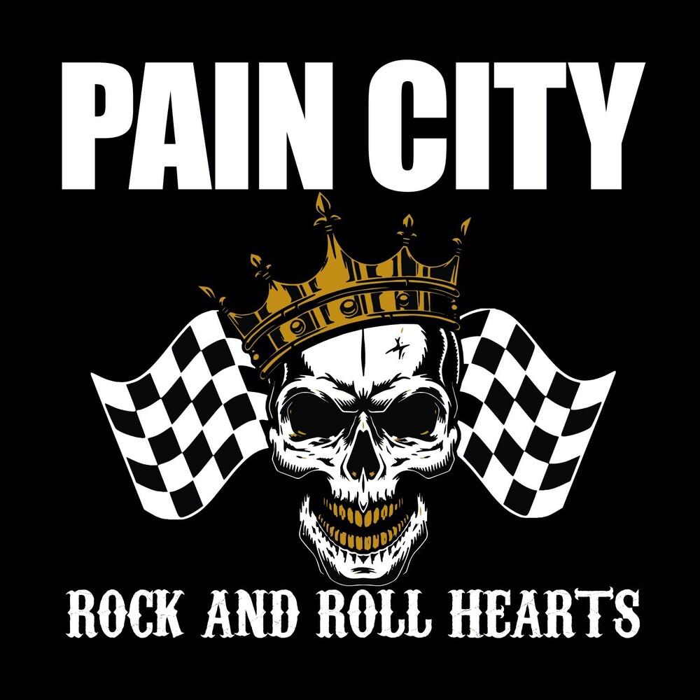 Pain City - Rock & Roll Hearts