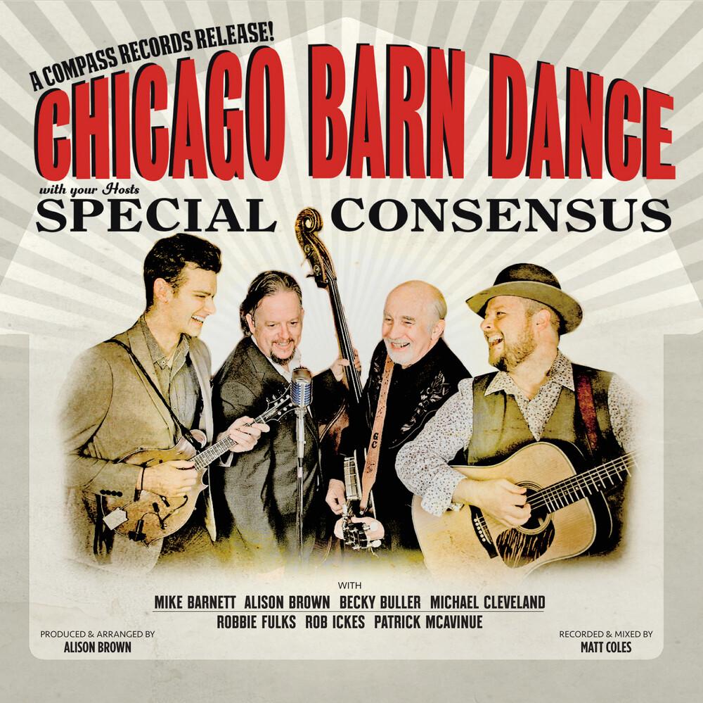 Special Consensus - Chicago Barn Dance
