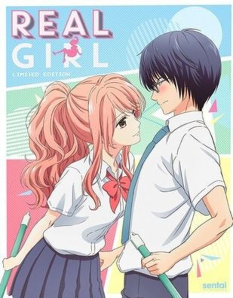 - Real Girl (3pc) / (Anam Prmp Sub)