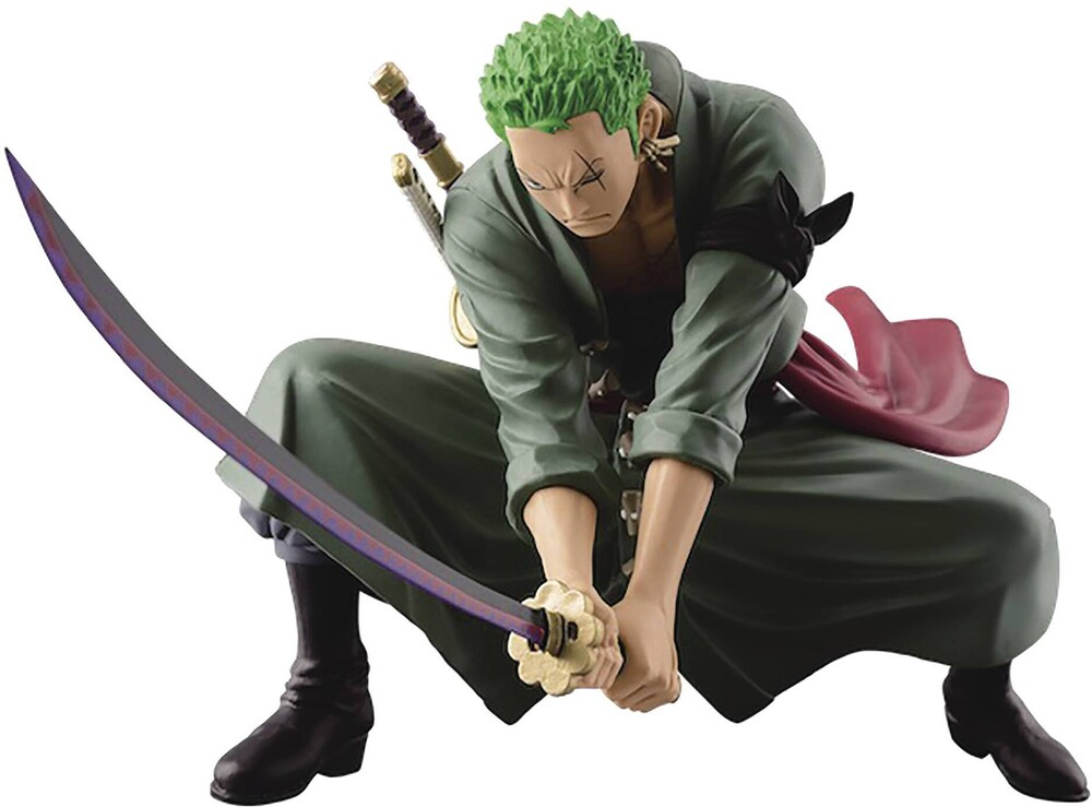 Banpresto - BanPresto - One Piece SCultures Colosseum 4 vol.3 Big Banpresto Figure