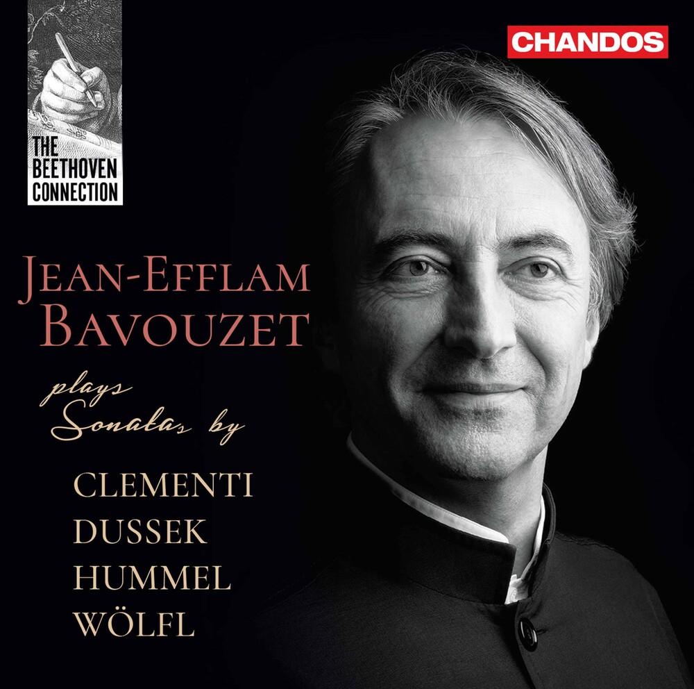 Jean-Efflam Bavouzet - Sonatas
