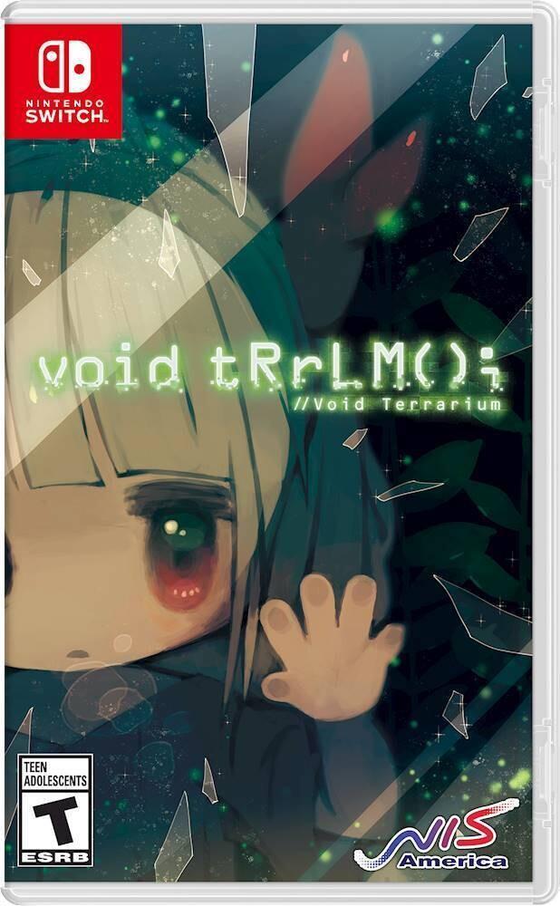 - Void Trrlm();//Void Terrarium for Nintendo Switch