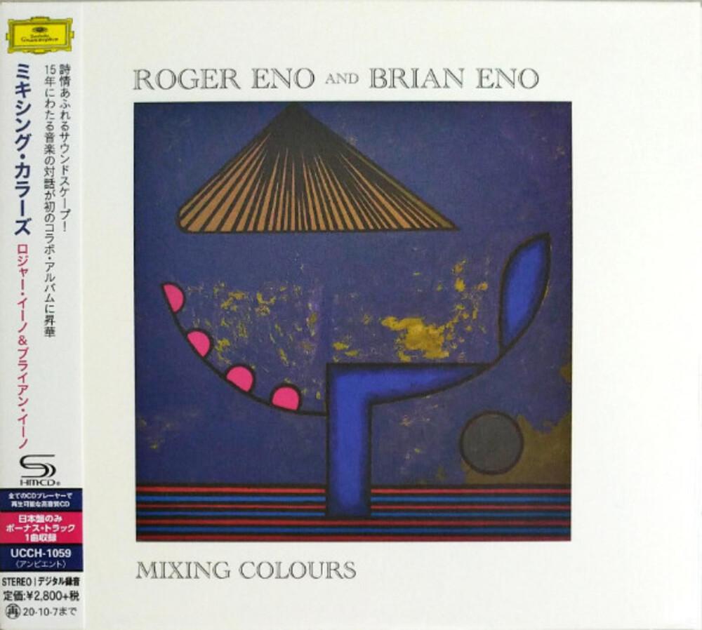Roger Eno and Brian Eno - Mixing Colours (Bonus Tracks) [Import]