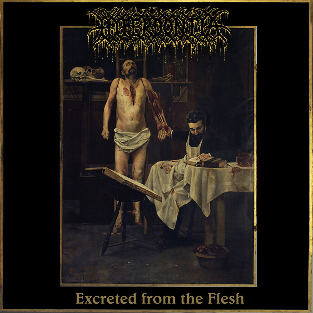 Hyperdontia - Excreted From The Flesh (Uk)