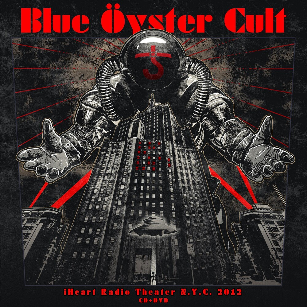 Blue Oyster Cult -  IHeart Radio Theater N.Y.C. 2012 [2CD]
