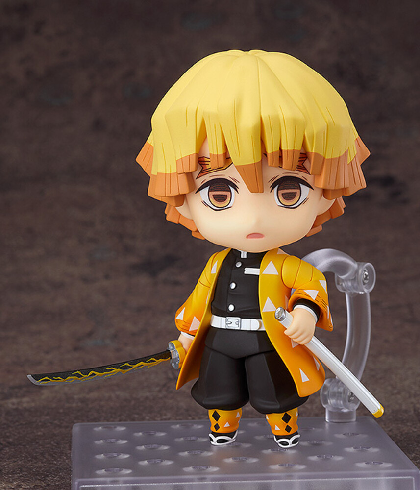 - Good Smile Company - Demon Slayer: Kimetsu no Yaiba - NendoroidZenitsu Agatsuma