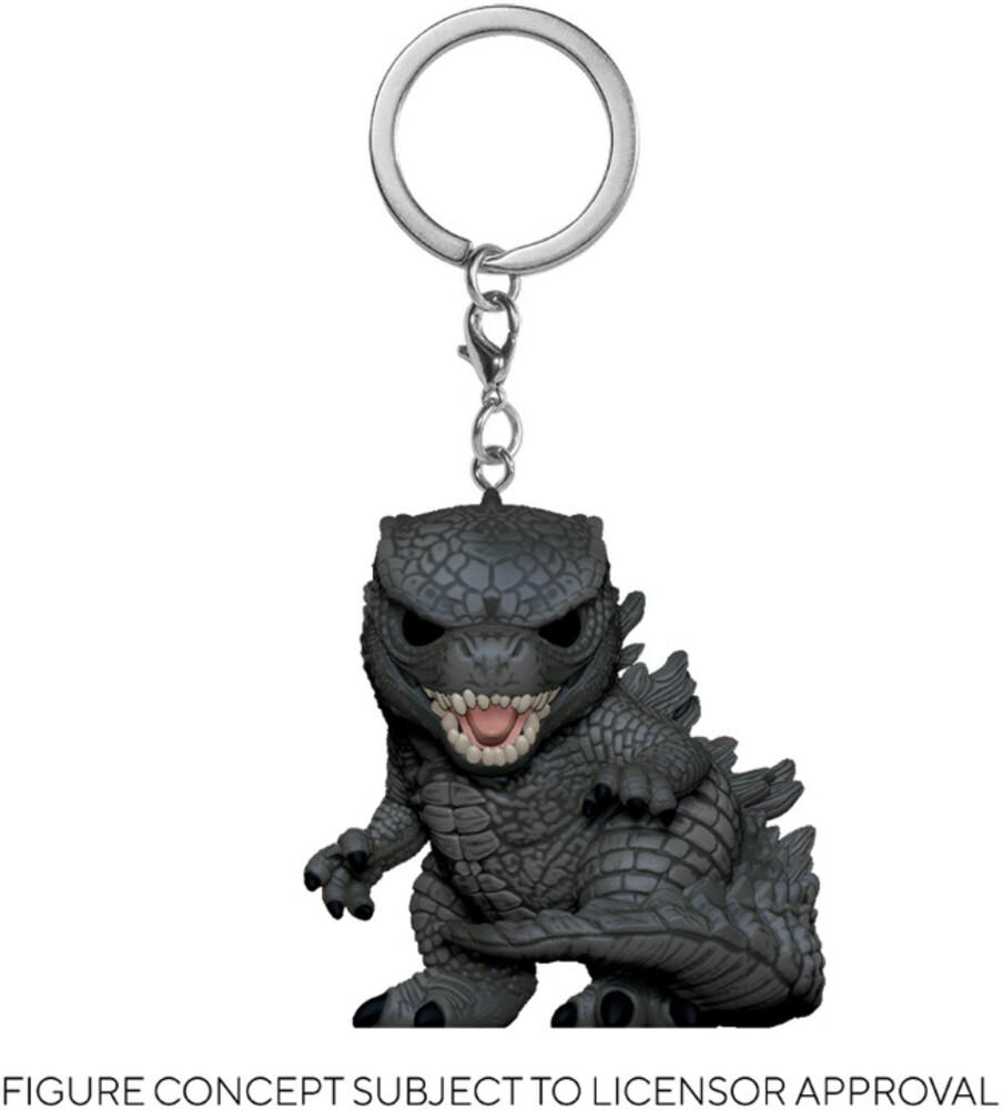 - FUNKO POP! KEYCHAIN: Godzilla Vs Kong- Godzilla