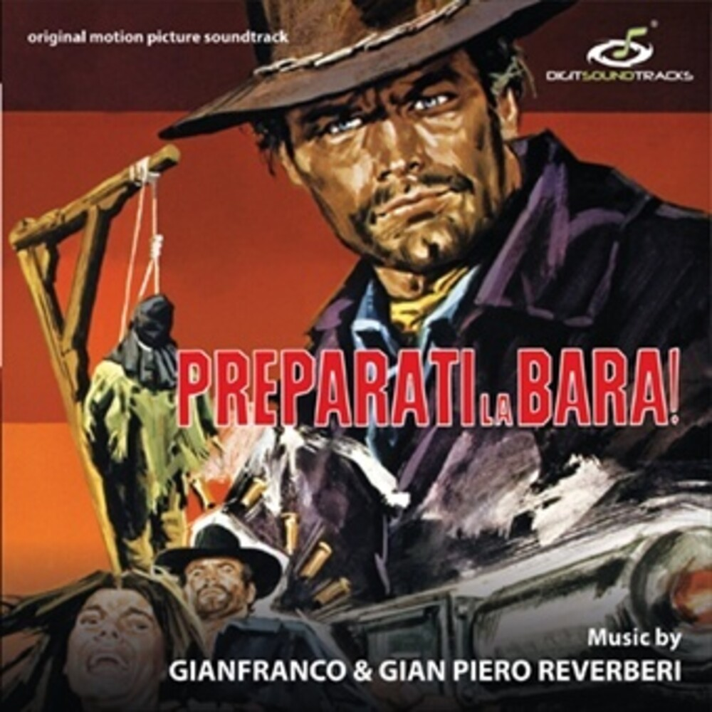 Gianfranco Reverberi & Gianpiero - Preparati La Bara! - O.S.T.