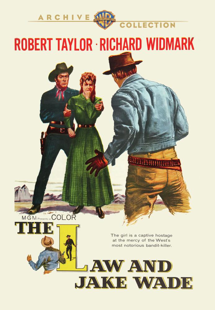 - Law & Jake Wade (1958) / (Full Mod Amar Sub)