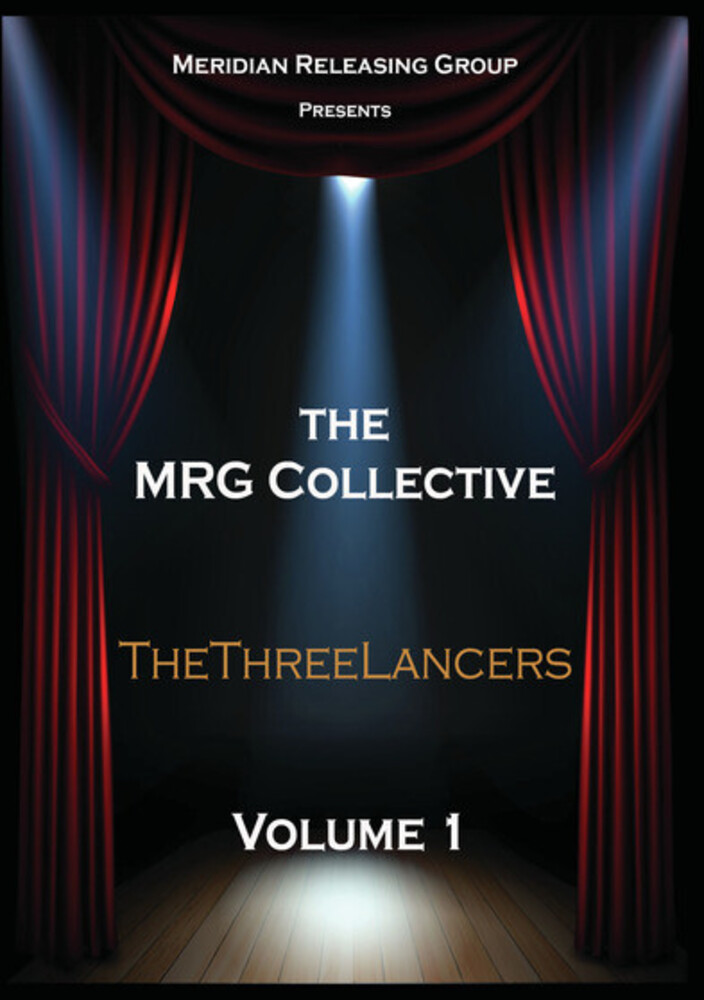 - Mrg Collective The Three Lancers Horror Coll 1