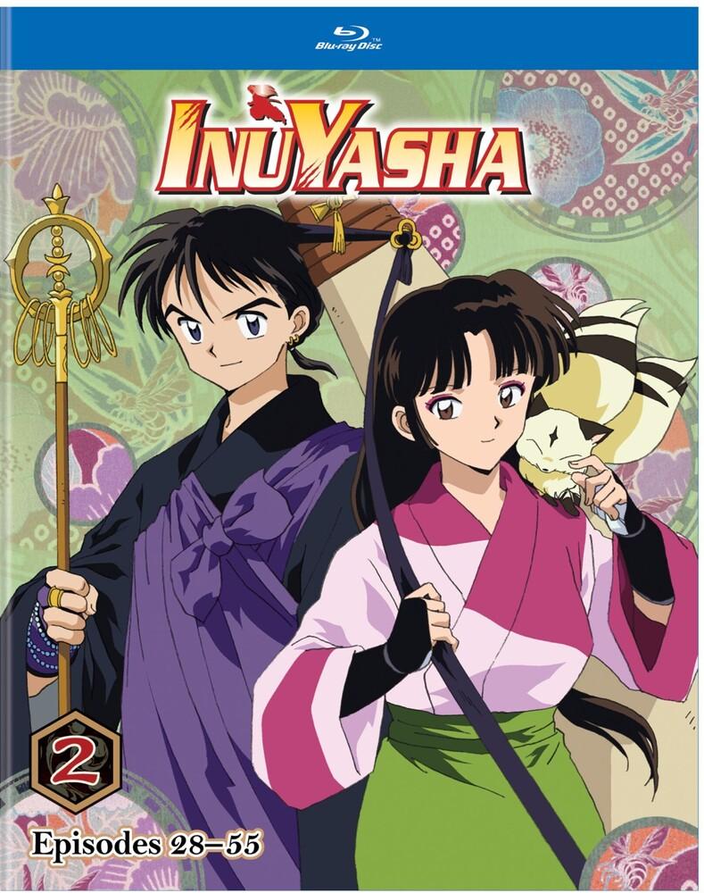 - Inuyasha Set 2 (4pc) / (Box Sub)