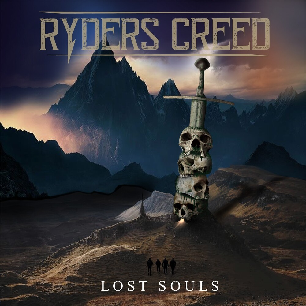 Ryders Creed - Lost Souls (Uk)