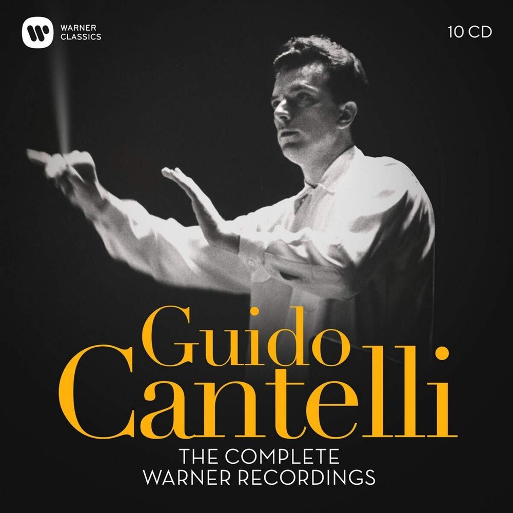 GUIDO CANTELLI - Complete Warner Recordings 100th Anniversary Of