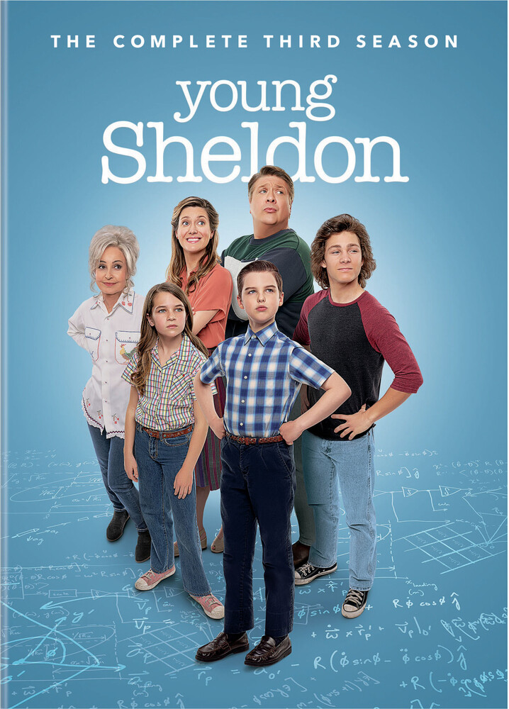 - Young Sheldon: Complete Third Season / (Amar)