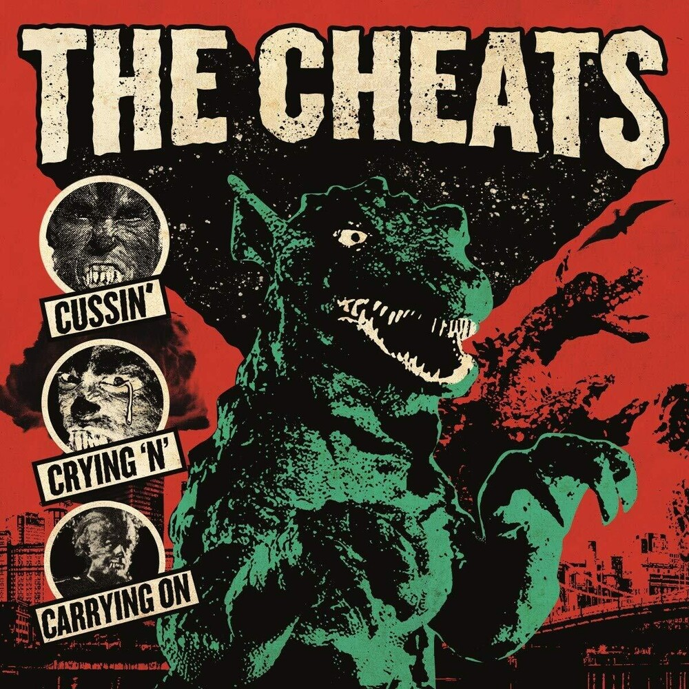 Cheats - Cussin' Crying 'n' & Carrying On