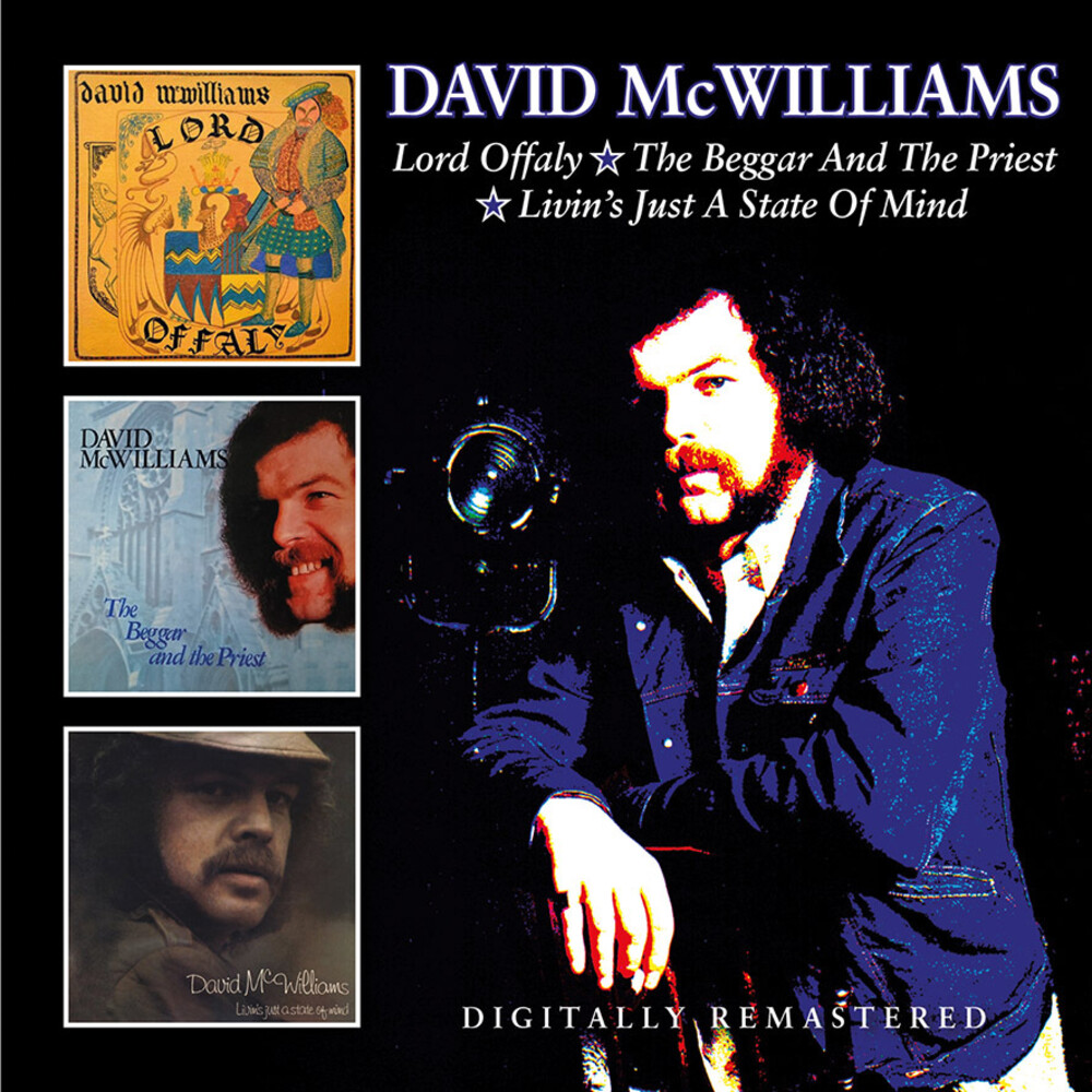 David Mcwilliams - Lord Offaly / Beggar & The Priest / Livin's Just A