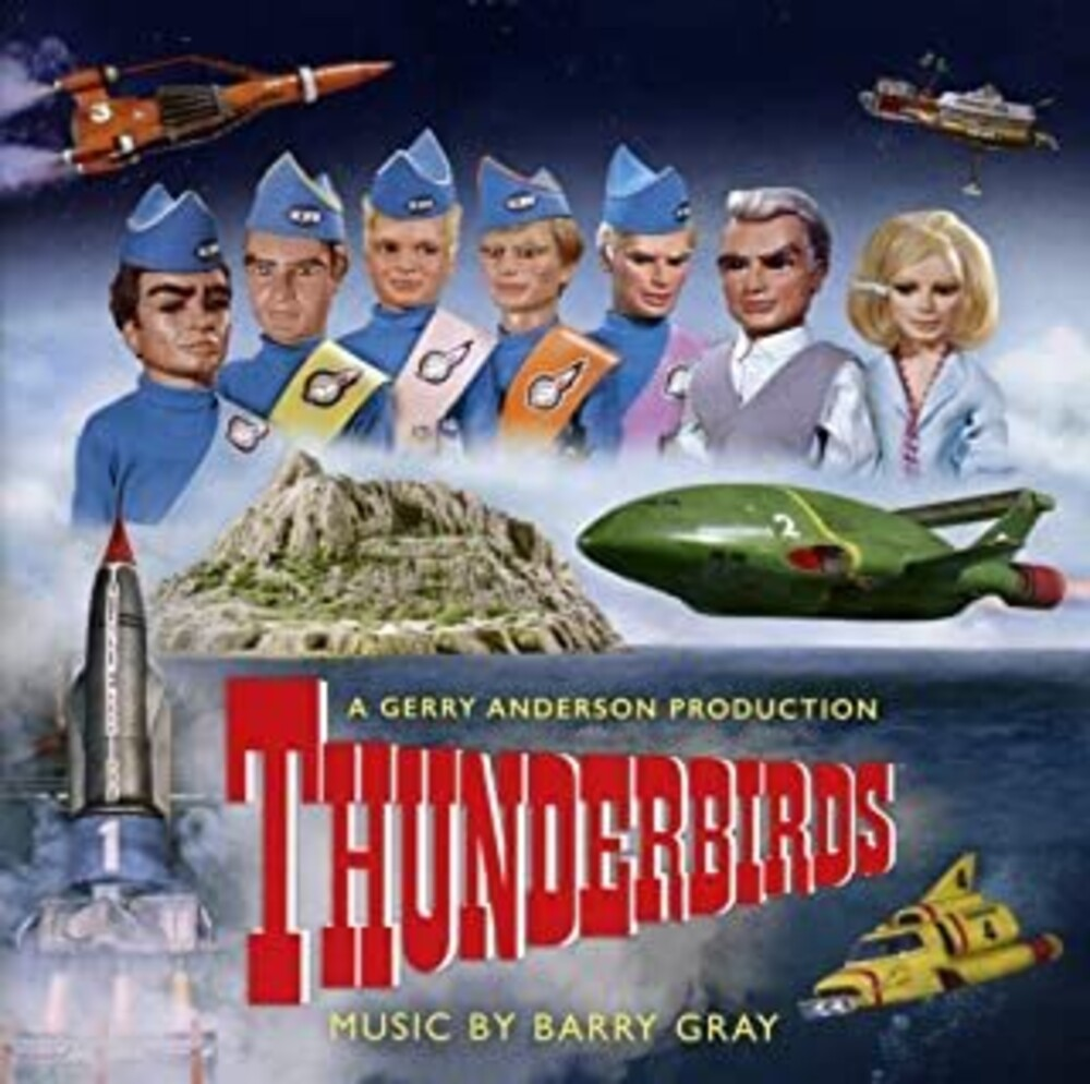 Barry Gray Uk - Thunderbirds (Original TV Soundtrack)