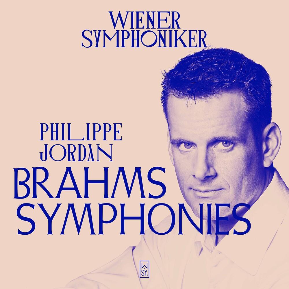 Vienna Symphony Orchestra - Symphonies 1-4 (4pk)