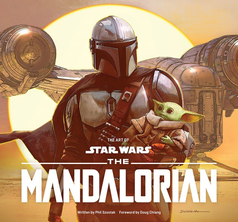 - The Art of Star Wars: The Mandalorian (Season One)