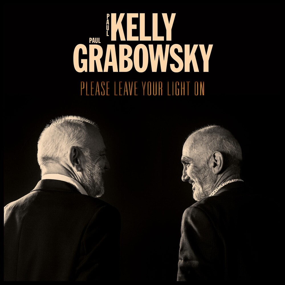 Paul Kelly / Paul Grabowsky - Please Leave Your Light On
