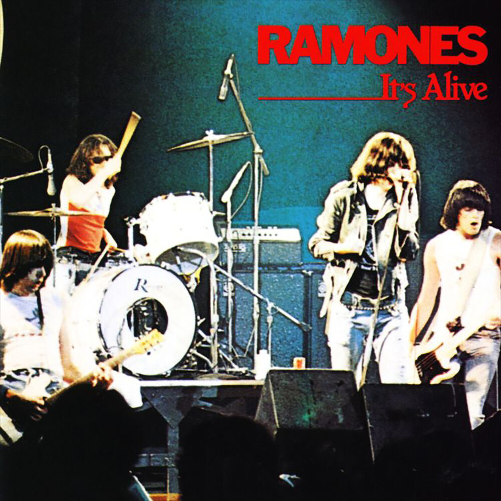 Ramones - It's Alive (2019 Remaster) [2LP]