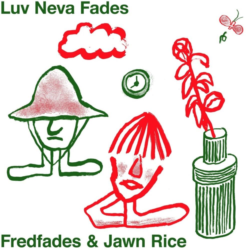 Fredfades & Jawn Rice - Luv Neva Fades (2pk)