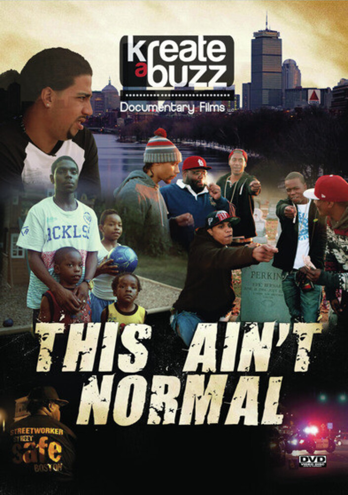 - This Ain't Normal / (Mod)