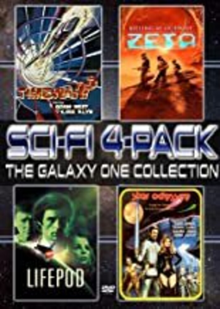 Sci-Fi 4-Pack: The Galaxy 1 Collection - Sci-Fi 4-Pack: The Galaxy 1 Collection (2pc)