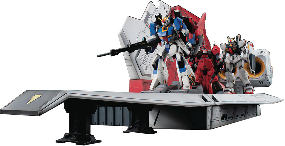 Megahouse - MegaHouse - Mobile Suit Z Gundam Real Model Series Argama CatapultDeck