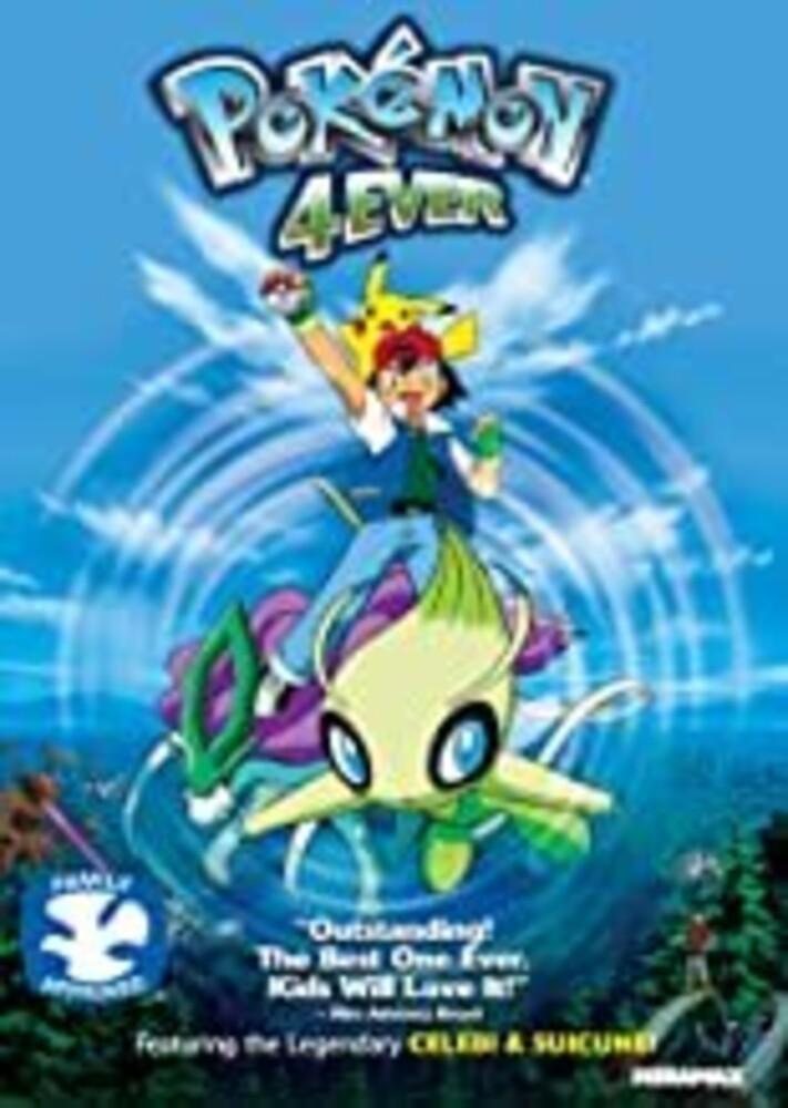 Pokemon 4Ever - Pokemon 4ever / (Amar Ws)